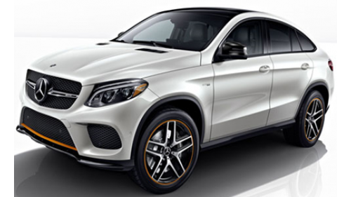 Mercedes-Benz GLE 43 AMG 4MATIC COUPE