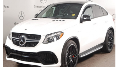 Mercedes-Benz GLE MERCEDES-AMG GLE 63 4MATIC COUPE