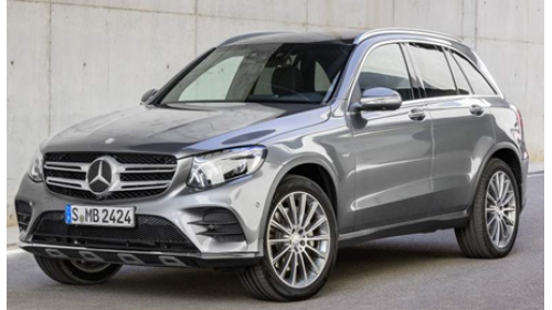 Mercedes-Benz GLC GLC 220 D 4MATIC SUV