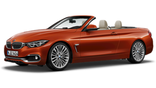 BMW CONVERTIBLE SERIE 4